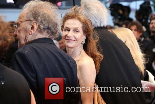 Isabelle Huppert and Cannes Film Festival 4