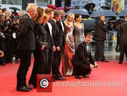 Nanni Moretti, Alexander Payne, Diane Kruger, Emmanuelle Devos, Ewan Mcgregor, Jean Paul Gaultier, Raoul Peck and Cannes Film Festival