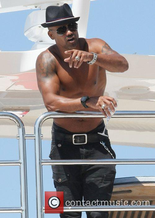 Shemar Moore and Cannes Film Festival 7