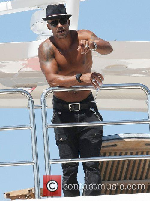 Shemar Moore and Cannes Film Festival 8