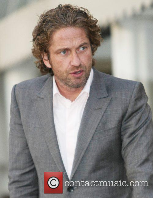Gerard Butler and Cannes Film Festival 2