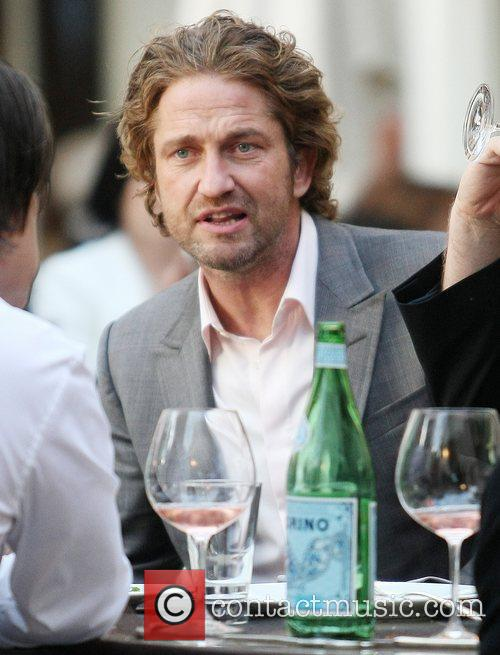 Gerard Butler and Cannes Film Festival 3