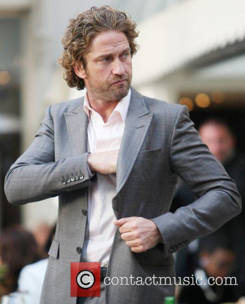 Gerard Butler and Cannes Film Festival 5