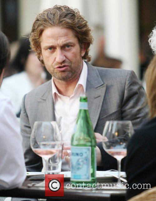 Gerard Butler and Cannes Film Festival 1