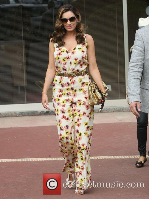 Kelly Brook and Cannes Film Festival 5
