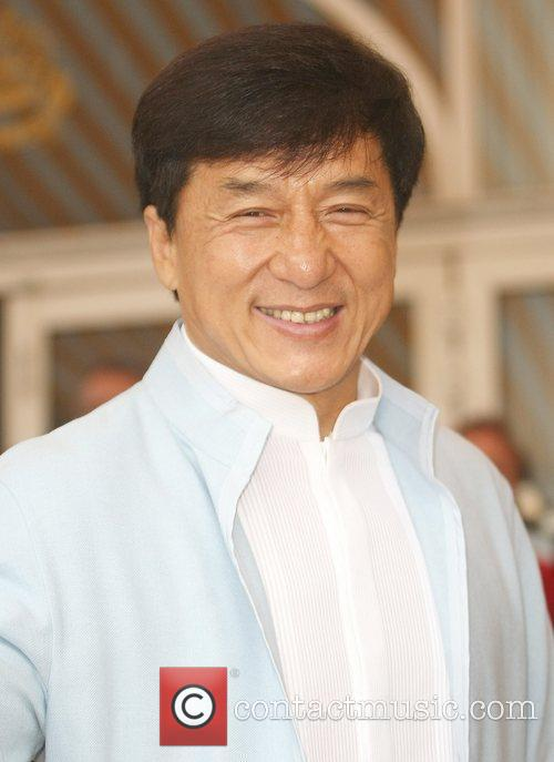 Jackie Chan and Cannes Film Festival 2
