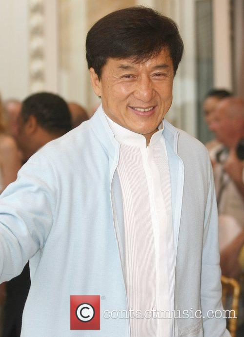 Jackie Chan and Cannes Film Festival 3