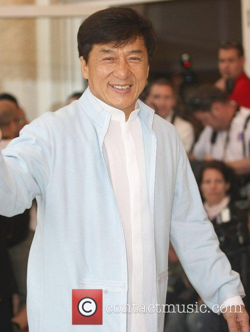 Jackie Chan and Cannes Film Festival 4