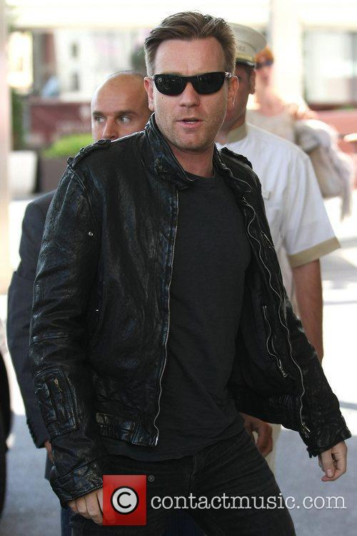 Ewan Mcgregor and Cannes Film Festival 2