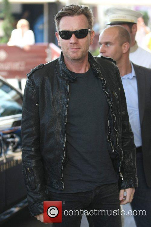 Ewan Mcgregor and Cannes Film Festival 4