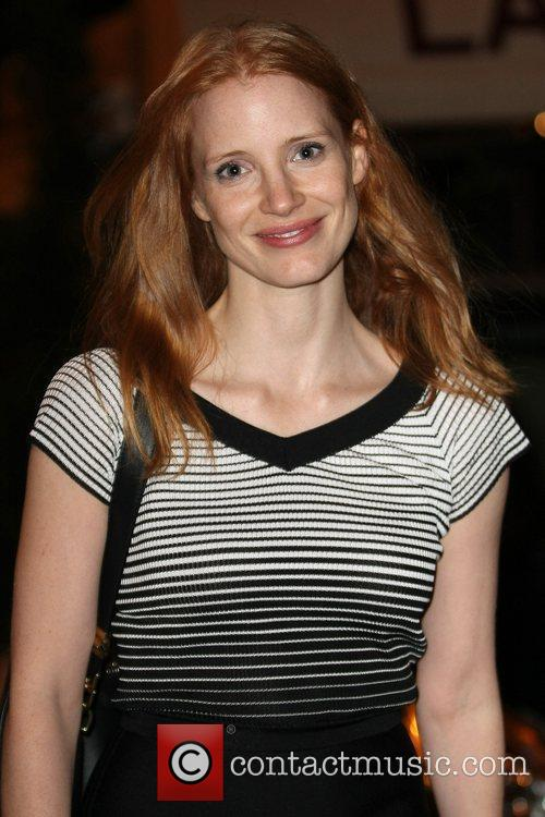Jessica Chastain and Cannes Film Festival 3