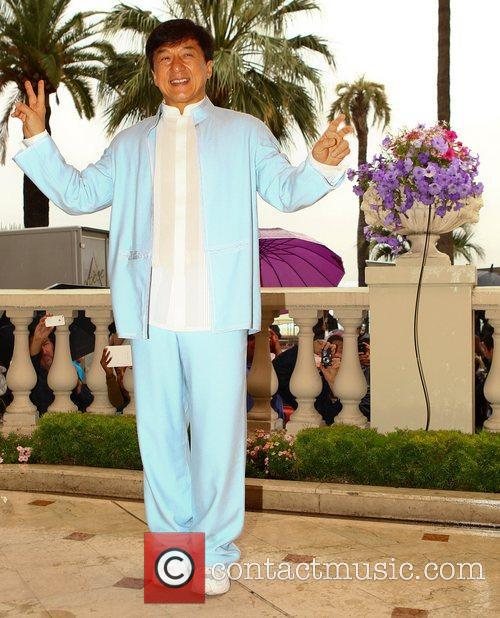 Jackie Chan and Cannes Film Festival 7