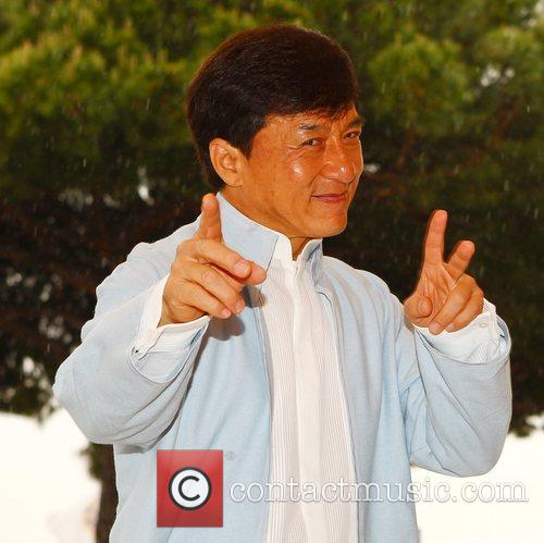 Jackie Chan and Cannes Film Festival 8