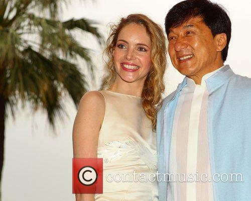 Jackie Chan and Cannes Film Festival 5