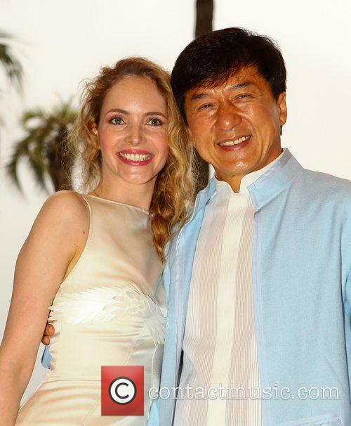 Jackie Chan and Cannes Film Festival 6
