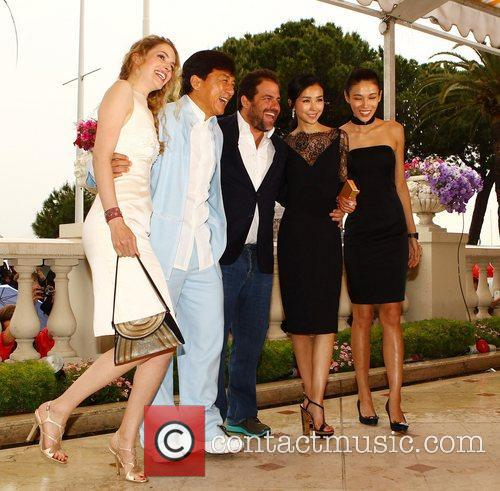 Jackie Chan, Brett Ratner and Cannes Film Festival 3