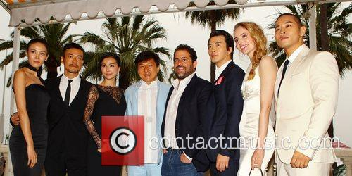 Jackie Chan, Brett Ratner and Cannes Film Festival 4