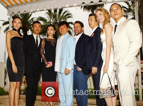Jackie Chan, Brett Ratner and Cannes Film Festival 5