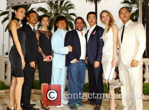 Jackie Chan, Brett Ratner and Cannes Film Festival 6