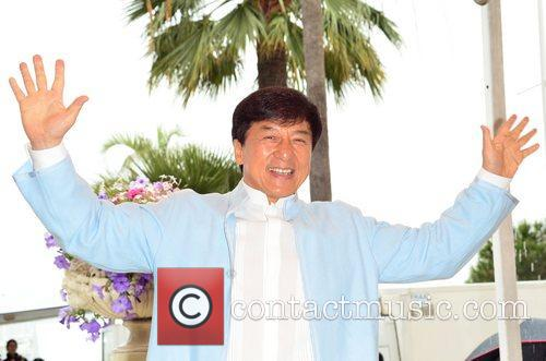Jackie Chan and Cannes Film Festival 11