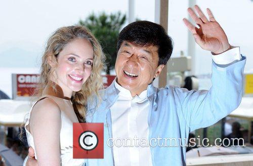 Jackie Chan and Cannes Film Festival 12