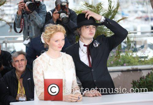 Lily Cole, Pete Doherty and Cannes Film Festival 2