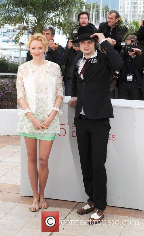 Lily Cole, Pete Doherty and Cannes Film Festival 7