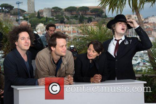 Guillaume Gallienne, August Diehl, Pete Doherty and Cannes Film Festival