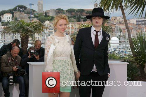Pete Doherty, Lily Cole, Cannes Film Festival