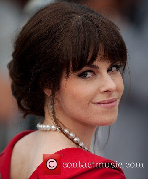 Emily Hampshire  'Cosmopolis' premiere during the 65th...