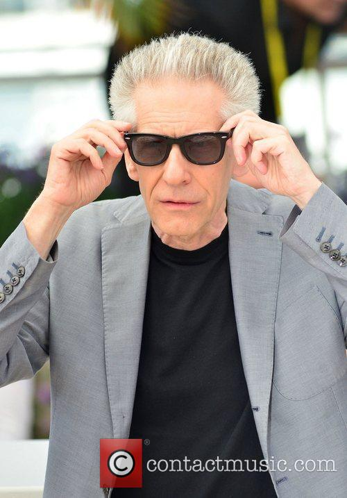 David Cronenberg 'Cosmopolis' photocall during the 65th annual...