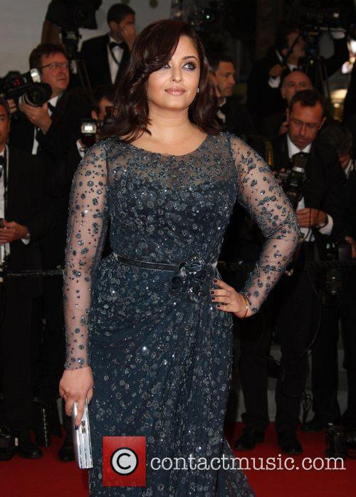 Aishwarya Rai 'Cosmopolis' premiere during the 65th annual...