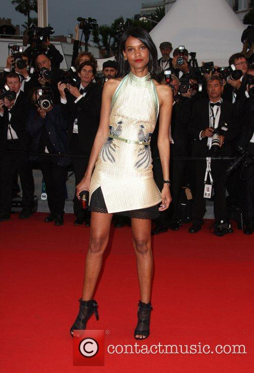 Liya Kebede and Cannes Film Festival 1