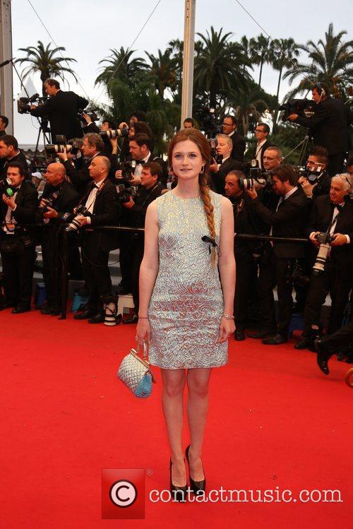 Bonnie Wright and Cannes Film Festival 2