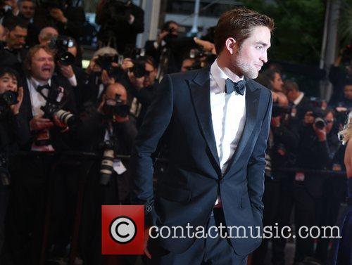 Robert Pattinson 'Cosmopolis' premiere during the 65th annual...