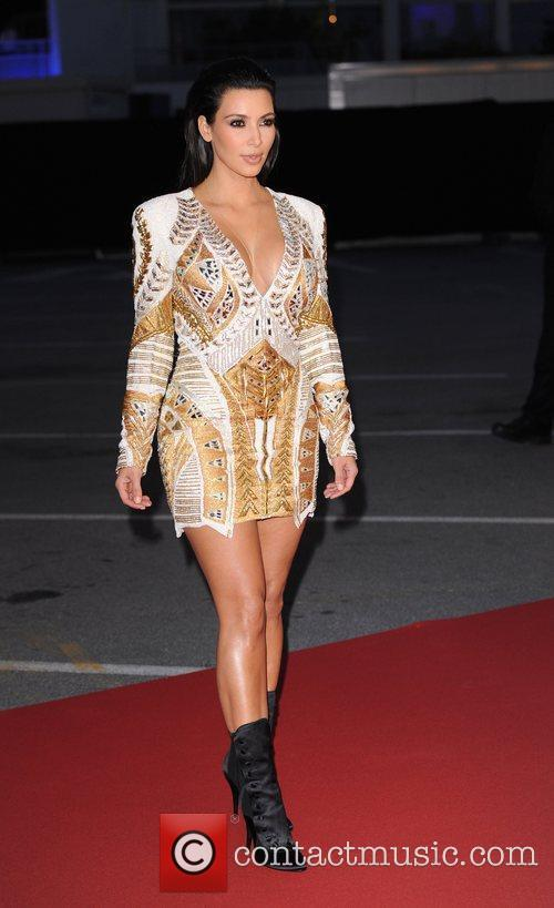 Kim Kardashian and Cannes Film Festival 1