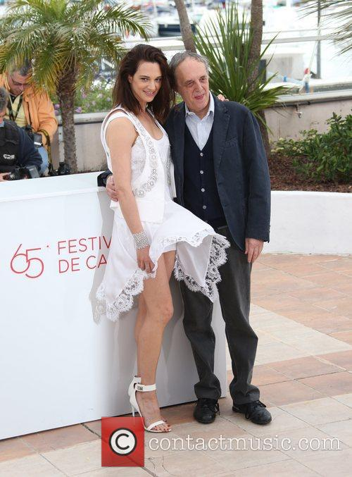 Asia Argento, Dario Argento and Cannes Film Festival 2