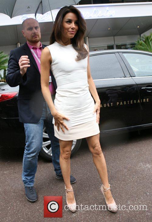 Eva Longoria and Cannes Film Festival 4