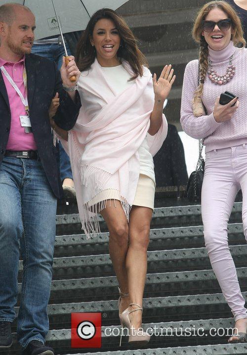 Eva Longoria and Cannes Film Festival 15