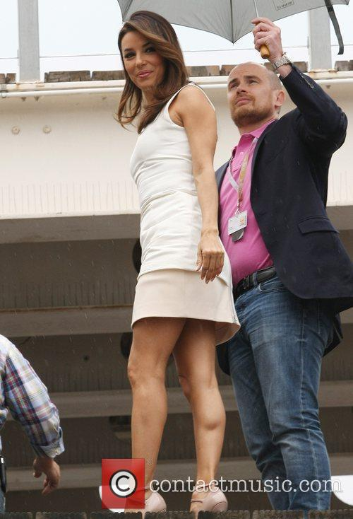 Eva Longoria and Cannes Film Festival 16