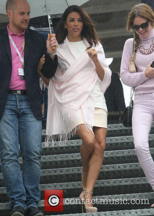 Eva Longoria and Cannes Film Festival 19