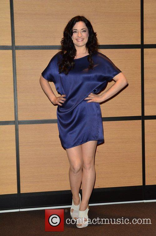 Laura Michelle Kelly  'Goddess' photocall during the...