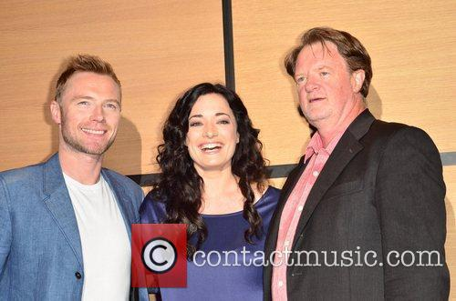 Ronan Keating, Mark Lamprell and Cannes Film Festival 2