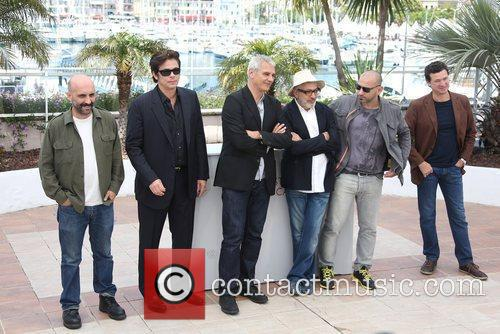 Benicio Del Toro, Julio Medem, Laurent Cantet and Cannes Film Festival
