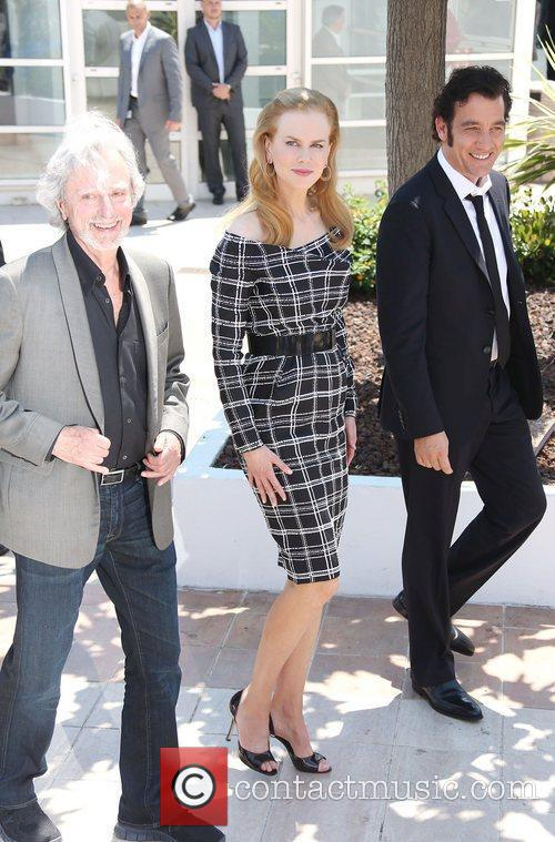 Philip Kaufman, Clive Owen and Nicole Kidman 2