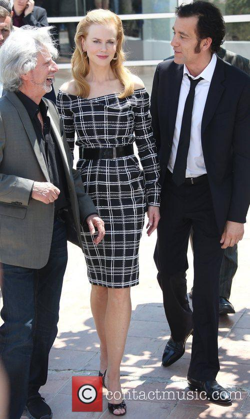 Philip Kaufman, Clive Owen and Nicole Kidman 3