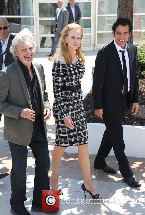 Philip Kaufman, Clive Owen and Nicole Kidman 4