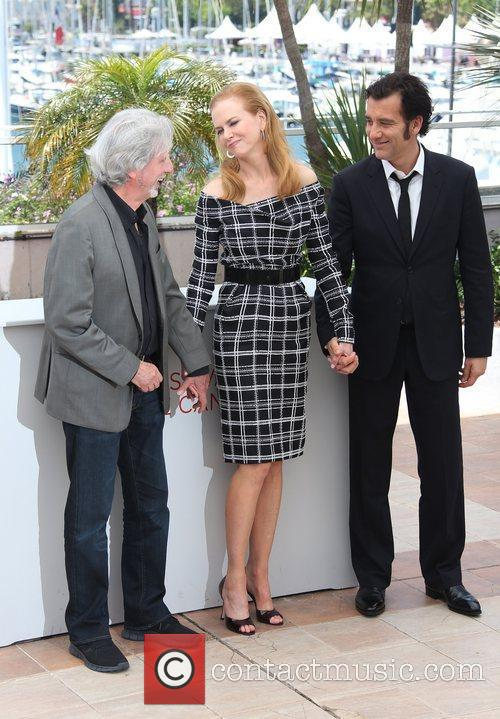 Philip Kaufman, Clive Owen and Nicole Kidman 6