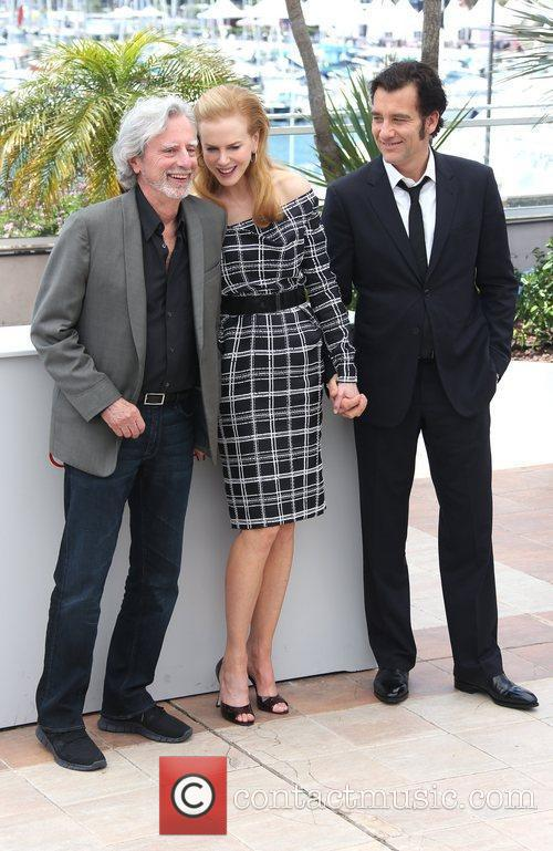 Philip Kaufman, Clive Owen and Nicole Kidman 7