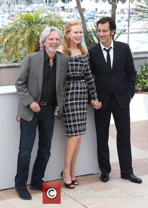 Philip Kaufman, Clive Owen and Nicole Kidman 1